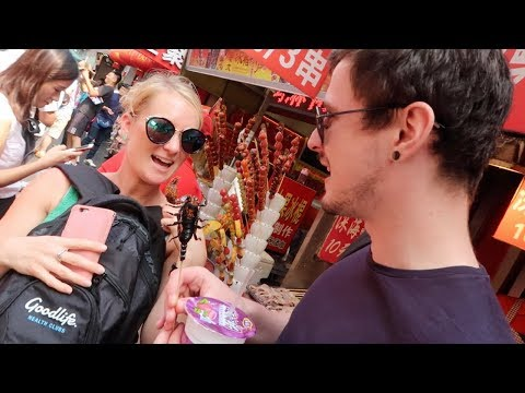 Things to do in Beijing - Wangfujing Street