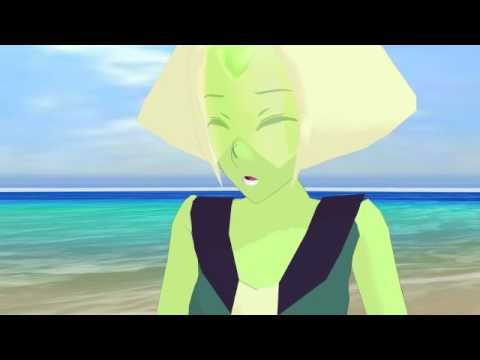 (MMDx Steven Universe )Peridot in the Hunger Games