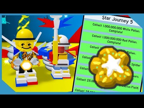 COMPLETING THE OWNERS FINAL QUEST! FREE STAR TREAT - ROBLOX BEE SWARM SIMULATOR