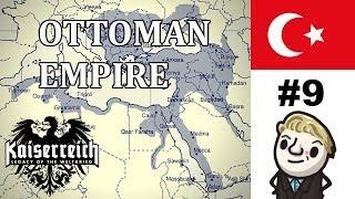 HoI4 - Kaiserreich - Ottoman Turkey - Curing the Sick Man - Part 9
