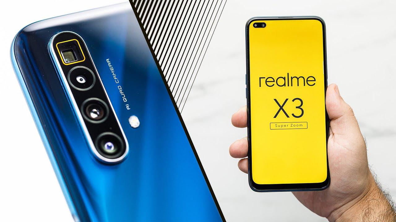 Realme X3 SuperZoom Review || هل ريلمي تقدر تصنع فلاجشيب ؟؟ مواصفات هاتف