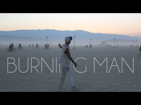 THE BURNING MAN EXPERIENCE   (2017)