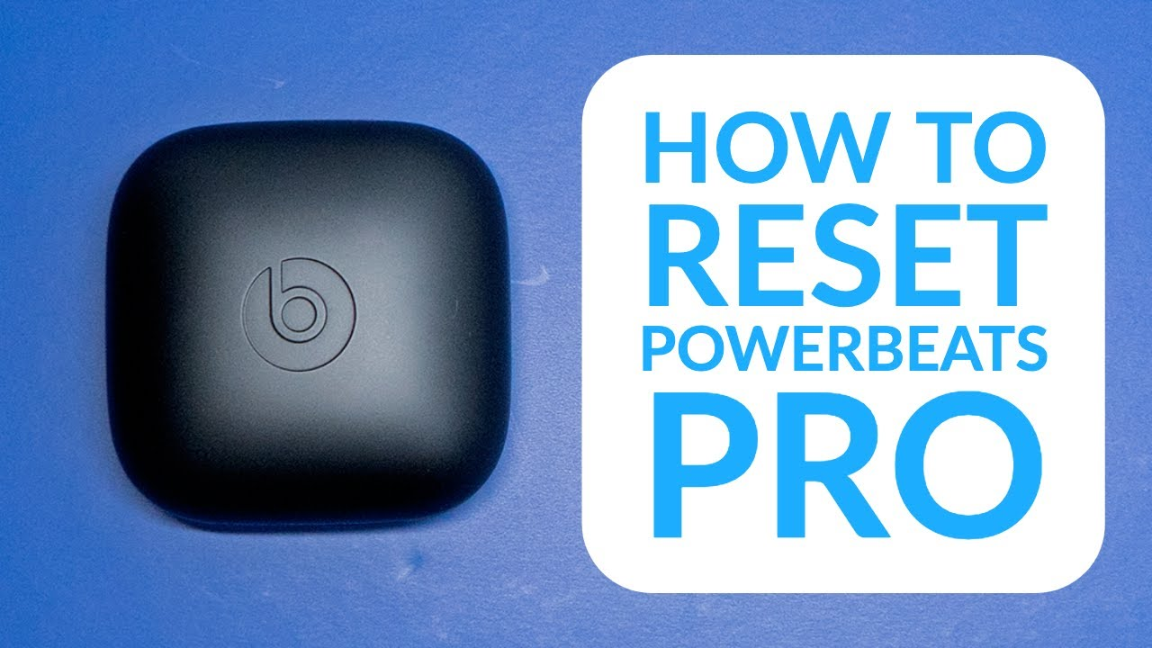 How To Fix Powerbeats Pro Problems In 15 Seconds Youtube