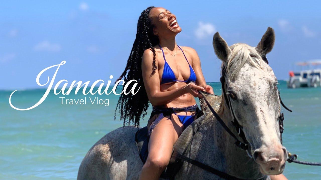 Travel Vlog | JAMAICA