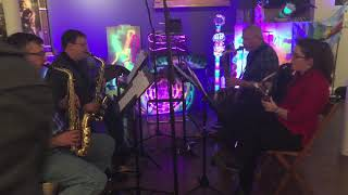 Satin Doll - Sunken City Saxophone Quartet