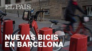 Examen al nuevo BICING de BARCELONA| Cataluña