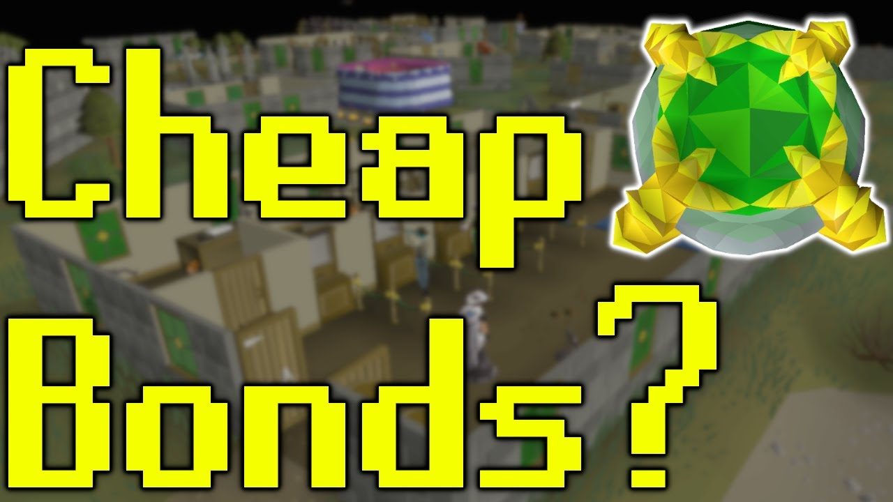 Are Osrs Bonds Cheap Right Now Osrs Bond Price Analysis