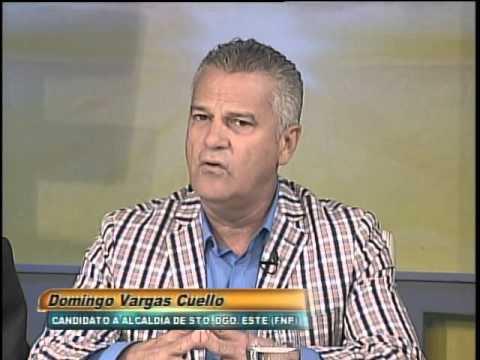 Debate Electoral, candidatos a alcaldes Santo Domingo Oeste