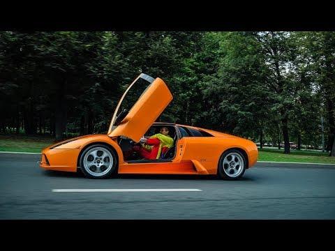 Lamborghini Murcielago. Как достичь звука формулы 1 !?