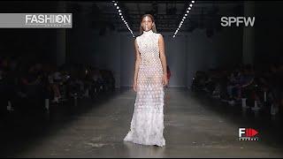 VANESSA MOE Sao Paulo Fashion Week N°44 - Fashion Channel