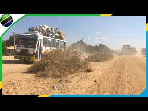 Dodoma Northern Road - Tanzania landscape