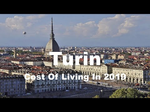 Cost Of Living In Turin, Italy In 2019, Rank 122nd In The World