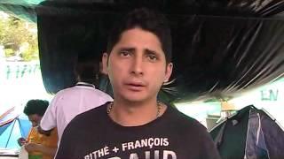 70 horas en Huelga de hambre Estudiantes Uniamazonia.