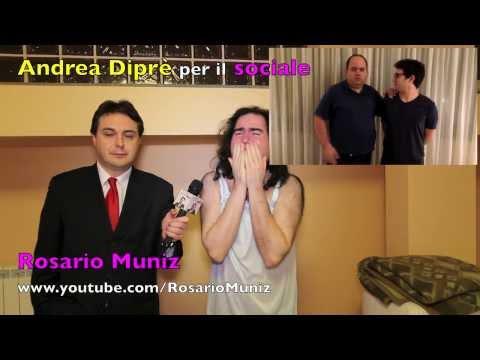 Rosario Muniz rivela clamorosi retroscena sulla sua gravidanza ad Andrea Diprè - 동영상