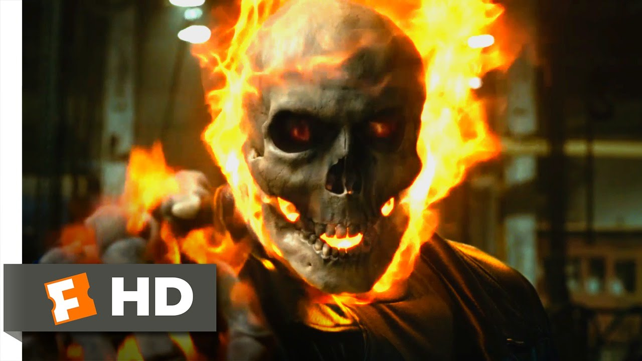 Ghost Rider - Ghost Rider Knows No Mercy Scene (4/10) | Movieclips