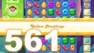 Candy Crush Jelly Saga Level 561 (No boosters)