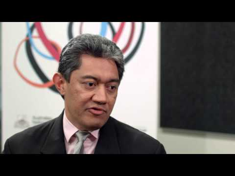 Asia and the Pacific Policy society 2014 conference: Paula Vivili