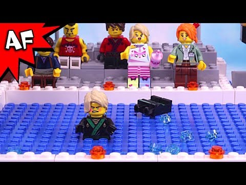 Lego Ninjago Sports Games: Diving