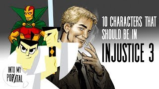 Download lagu 10 Characters that should be in Injustice 3 MP3