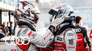 DTM 2020: Audi bids farewell to the DTM with a clean sweep