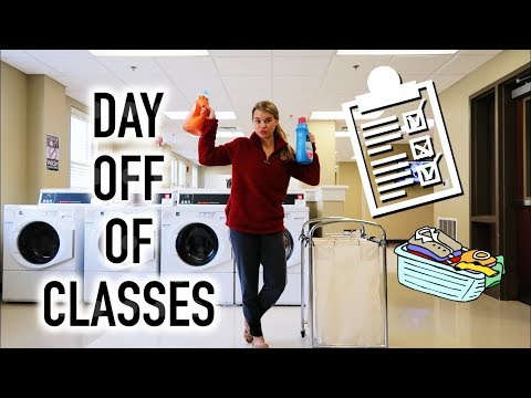college day in my life: no classes! | university of alabama