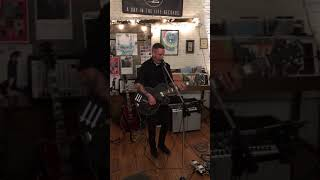 "Nathan Gray - ""Walk Astray"" Live @ A Day In The Life Records"