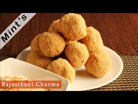Rajasthani churma ladoo recipe my other laddoo recipe gond ke laddoois rajasthani food recipes in hindi with video will certainly make it easy for you to make churma at home easily forumfinder Gallery