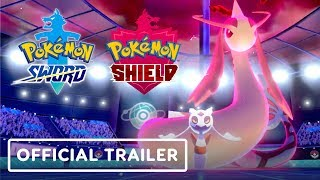 Pokemon Sword and Shield - New Abilities, Items & Moves Official Trailer