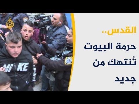 الاحتلال الإسرائيلي يجلي عائلة فلسطينية من منزلها بالقوة  - نشر قبل 6 ساعة