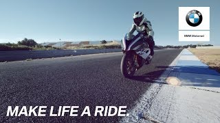BMW HP4 RACE | Chasing The Impossible: Stoppie
