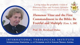 ITI International Symposium - Prof.  Dr.  Bernhard Dolna (7/16)