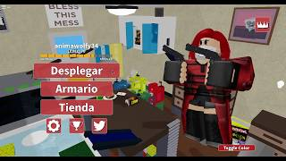 roblox with xxD style