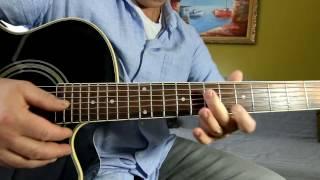 Учимся играть на семиструнной гитаре. Урок 8