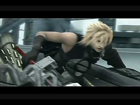 Cloud Strife - I Will Not Bow