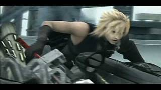 Repeat youtube video Cloud Strife - I Will Not Bow