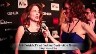 Artistwatch tv Fashion Destination Group Fashion Event