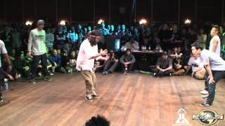 NATURAL EFFECTS vs CAY FUSION MC (FLOOR WARS 2012)