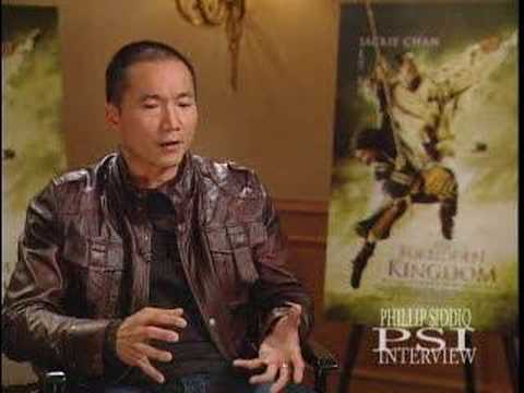Interview w/ Actors Collin Chou and Crystal Liu Yifei ...