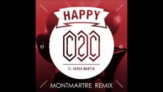C2C - Happy (Montmartre Remix)