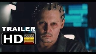 Transcendence Trailer #2 2014 - Johnny Depp Sci Fi Movie - Official movie trailer in [HD]
