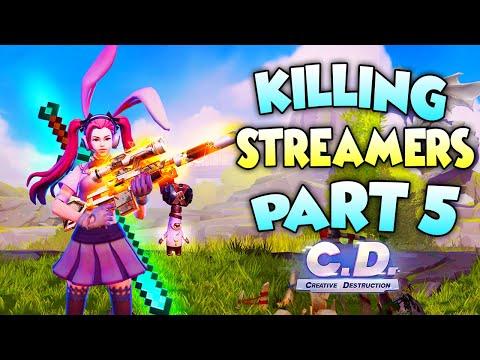 NotLSD | Killing Streamers on Creative Destruction #5