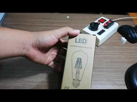 LED Edison ST64