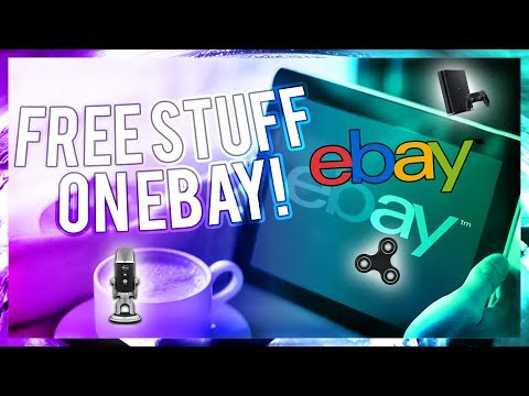 How To Get Free Stuff On Ebay No Credit Card Working
