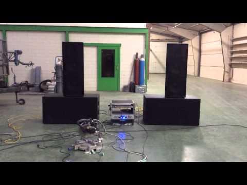 Wakkosound Speaker System 1
