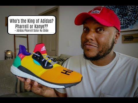 who's-the-king-of-adidas??-+-adidas-pharrell-williams-solar-hu-glide-st