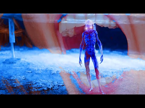 Nevada Alien UFO Encounter - Strange Creature Contact or Spooky Ghost Lights?