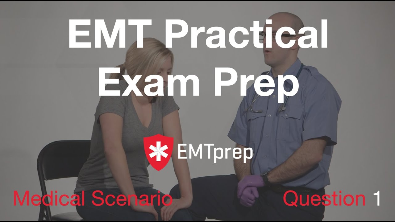 Emt Skills Prep Q1 Medical Assessment Emtprep Com Youtube Medicine • exempla oasis family medicine. emt skills prep q1 medical assessment emtprep com