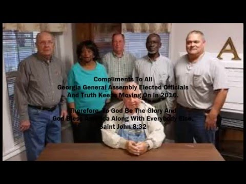 Pearson/ATKINSON County Ga. With Georgia General Assembly Approval In 2016 And Beyond...