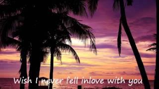 Aaron Cox - take it back (lyrics on screen)