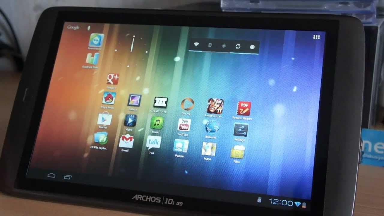 ARCHOS 101 TABLET DRIVER FOR WINDOWS 8